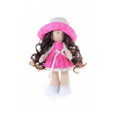 Набор по созданию интерьерной куклы Кукольная фея К-14.3 Полина 33см