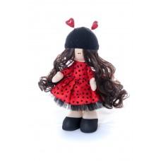 Набор по созданию интерьерной куклы Кукольная фея КЛ-5 Леночка 33см