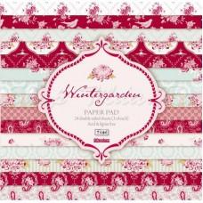 Бумага для скрапбукинга Wintergarden