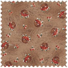 Ткань для пэчворка ягодки