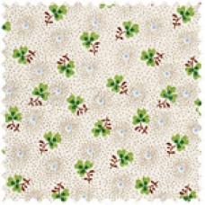 Ткань для пэчворка цветочки